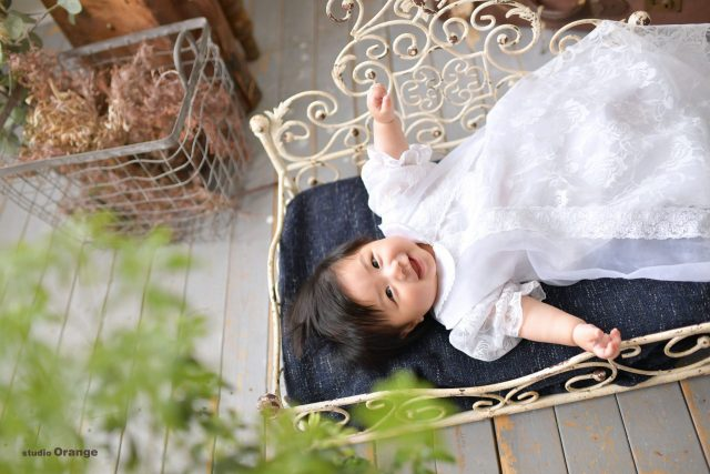 お宮参り ベビードレス 男の子 洋装