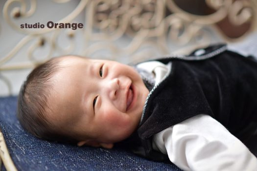 フォトスタジオ 写真館 スタジオ 奈良市 写真 スタジオオレンジ オレンジ