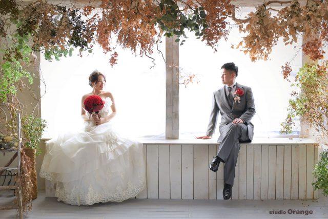 写真だけの結婚式 フォトウェディング 奈良