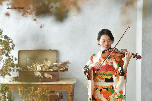奈良フォトスタジオ 奈良写真館 成人式 振袖