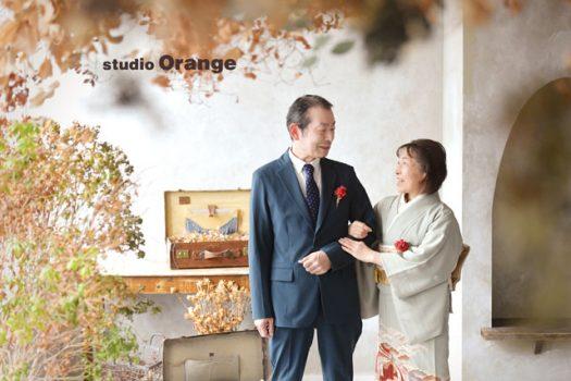 奈良市 家族撮影 結婚記念日