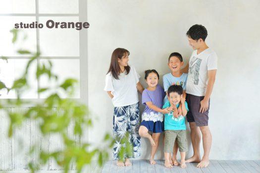 奈良 フォトスタジオ 家族写真 七五三
