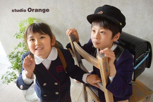 奈良 写真館 入学 卒園 制服