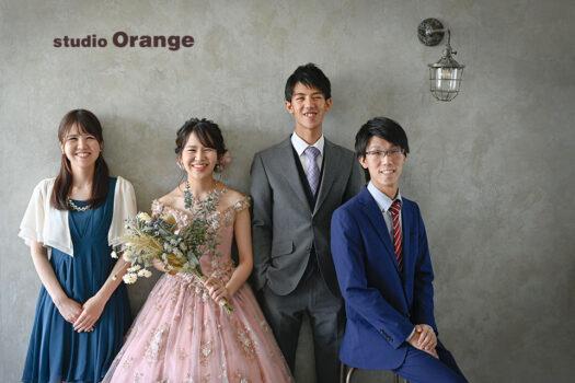 奈良 写真館 成人式 成人記念 兄弟