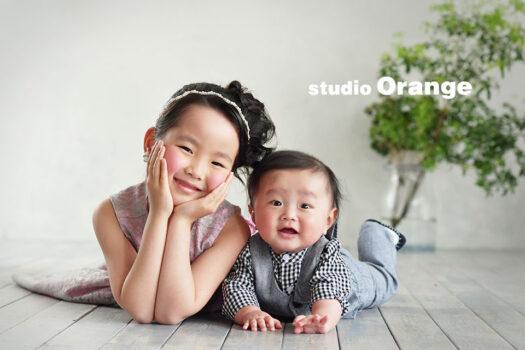 奈良市 フォトスタジオ 写真館 スタジオオレンジ