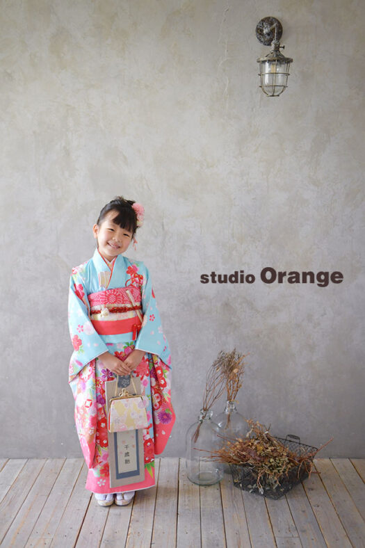 七五三 奈良市 フォトスタジオ