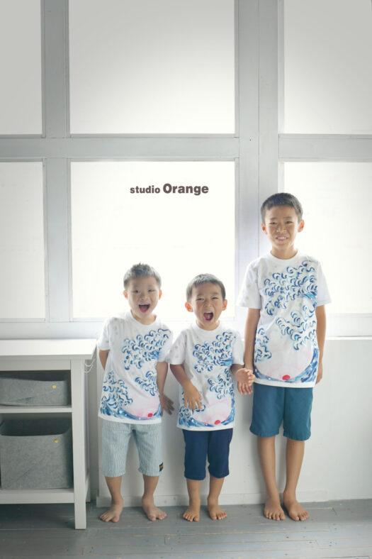 家族撮影 フォトスタジジオ 奈良写真館