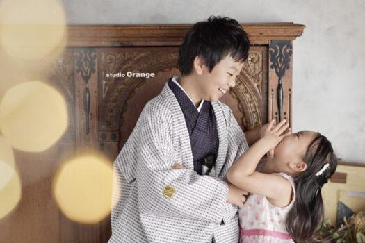 兄弟写真 奈良市 フォトスタジオ 写真館