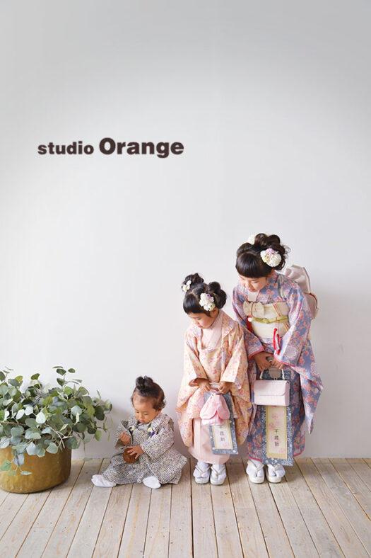 奈良市 フォトスタジオ 写真館 七五三