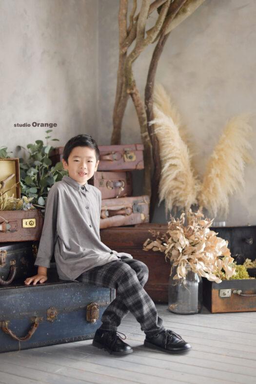 奈良市 フォトスタジオ 写真館