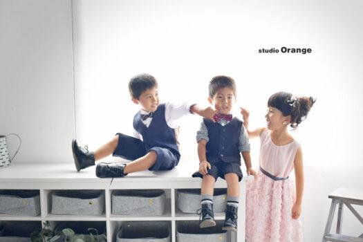 奈良市 フォトスタジオ 写真館 七五三 ドレス スーツ
