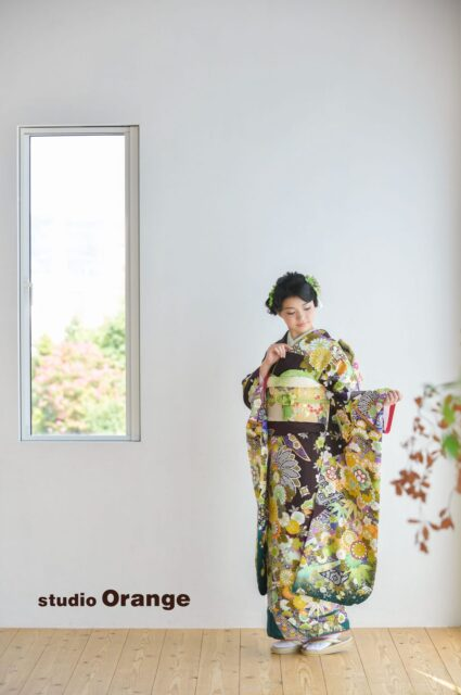 成人式 成人式後撮り 奈良市
