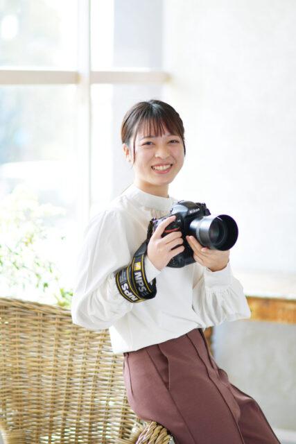 スタジオオレンジ 奈良市の写真館 プロフィール撮影