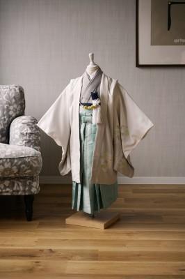 5歳男の子の七五三着物 奈良市のフォトスタジオ 七五三衣装レンタル