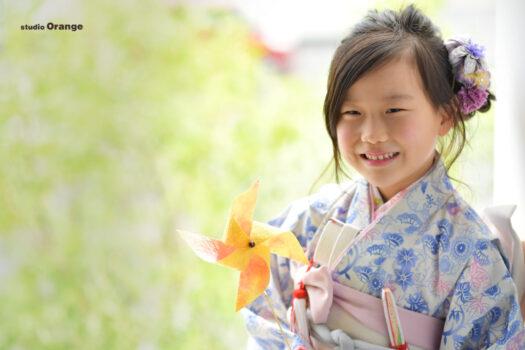 奈良市 写真館 七五三 レンタル